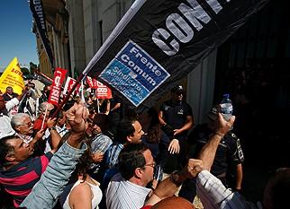 FRENTE COMUM EXIGE A SUSPENSÃO DOS PROCESSOS DE MUNICIPALIZAÇÃO DAS FUNÇÕES SOCIAIS DO ESTADO