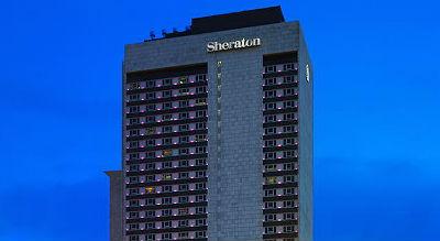 CONCENTRAÇÃO DE SOLIDARIEDADE COM TRABALHADORAS DESPEDIDAS DO HOTEL SHERATON - QUINTA-FEIRA ÀS 9 HORAS!